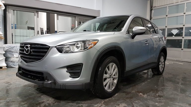 Mazda CX-5 GX, AWD, DÉMARREUR, BLUETOOTH, REGULATEUR 2016
