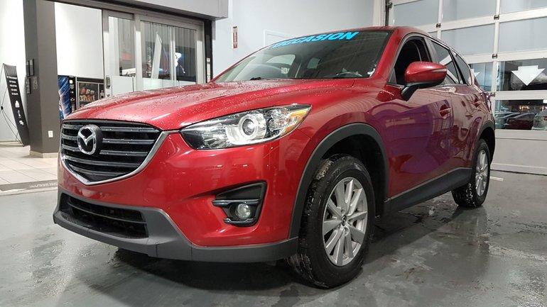 2016 Mazda CX-5 **RÉSERVÉ**,GS, DEMARREUR, TOIT, SIEGES CHAUFFANTS