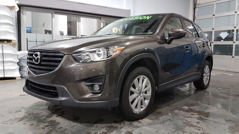 2016 Mazda CX-5 **RÉSERVÉ**, GS, AWD, NAVIGATION, TOIT, MAGS