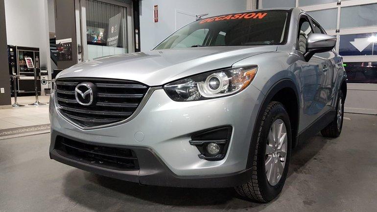 Mazda CX-5 ***RÉSERVÉ***GS, AWD, TOIT, SIEGES CHAUFFANTS 2016
