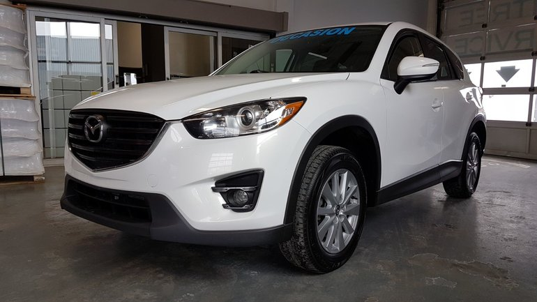 Mazda CX-5 ,GS, AWD, TOIT, SIEGES CHAUFFANTS, MAGS 2016