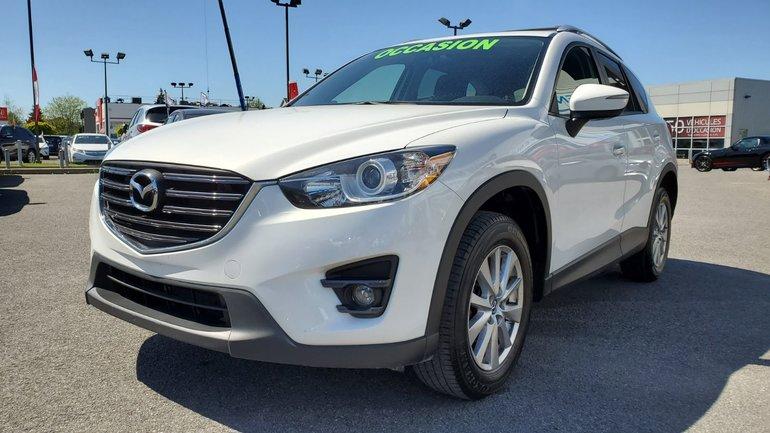 2016 Mazda CX-5 **RÉSERVÉ**, GS, AWD, TOIT, SIEGES CHAUFFANTS