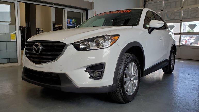 Mazda CX-5 GS, AWD, DEMARREUR, TOIT, SIEGES CHAUFFANTS, MAGS 2016