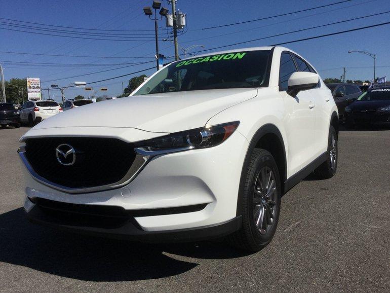 Mazda CX-5 GS, TOIT, SIEGES ET VOLANT CHAUFFANTS, 2017