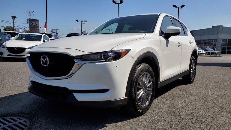 Mazda CX-5 **RÉSERVÉ**, GS, AWD, DEMARREUR, SIEGES CHAUFFANTS 2017