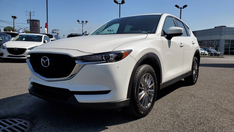 Mazda CX-5 GS, AWD, DEMARREUR, SIEGES CHAUFFANTS, MAGS,CAMERA 2017
