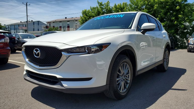 2017 Mazda CX-5 GX, CAMERA, BLUETOOTH, DEMARREUR  MAGS,