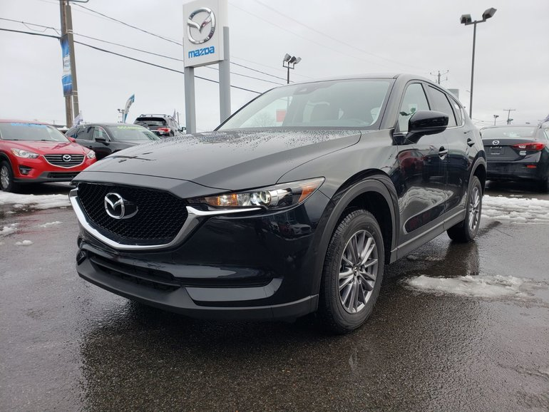 Mazda CX-5 GS||AWD||LUMIÈRE LED||MAG 17'' 2018