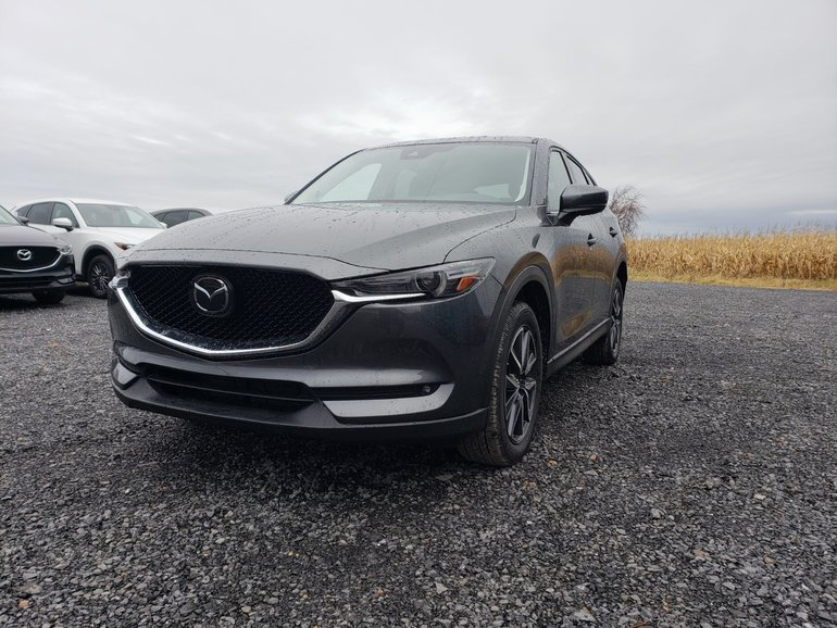 Mazda CX-5 GT//GROUPE TECHNOLOGIE//GPS//CUIR//BOSE 2018