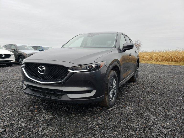 Mazda CX-5 GX//MAG 17''//TISSU//ALERTE DE TRAFFIC 2018