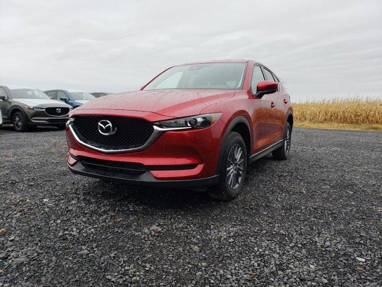 Mazda CX-5 GS//toit ouvrant//awd 2018