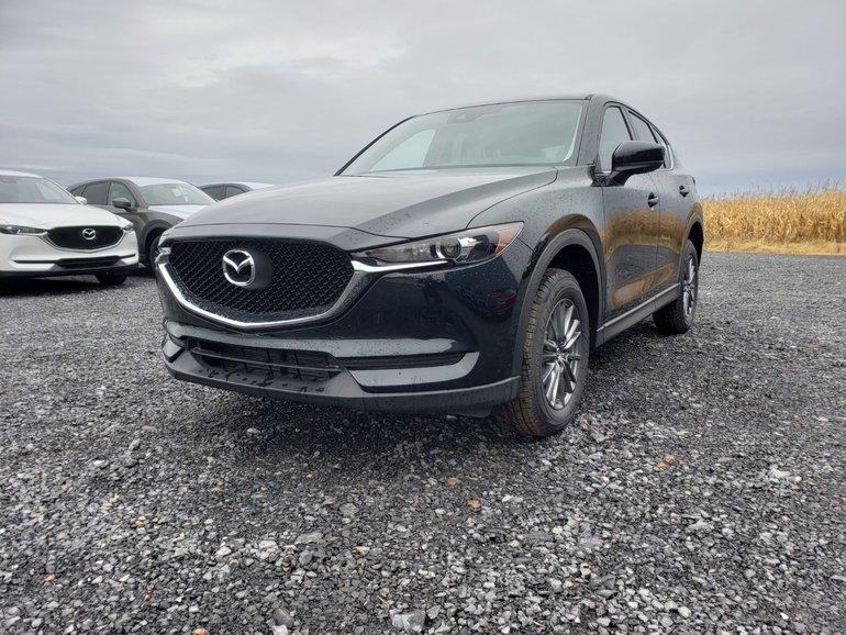 Mazda CX-5 GX//DÉTECTION D'ANGLE MORT//ÉCRAN TACTILE 2018