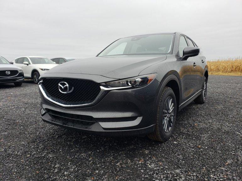 Mazda CX-5 GS//ALERTE DE TRAFIC//CAMÉRA DE RECUL 2018