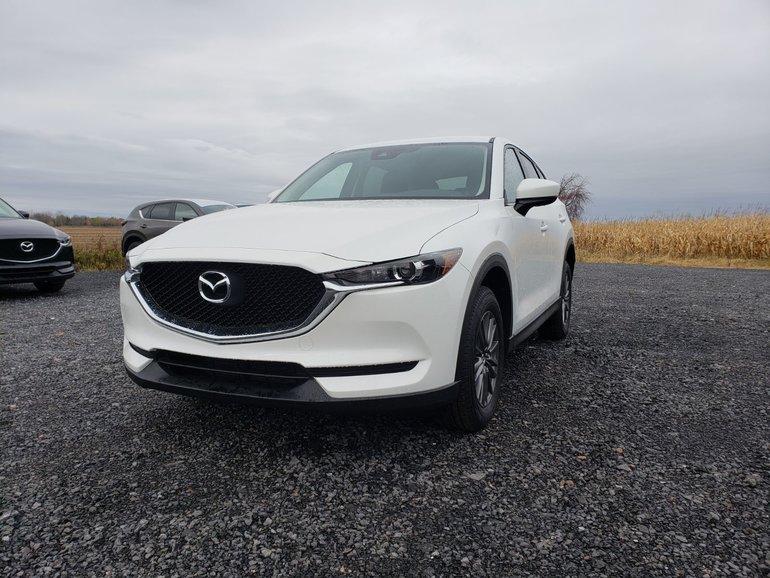 2018 Mazda CX-5 GX//DÉTECTION D'ANGLE MORT