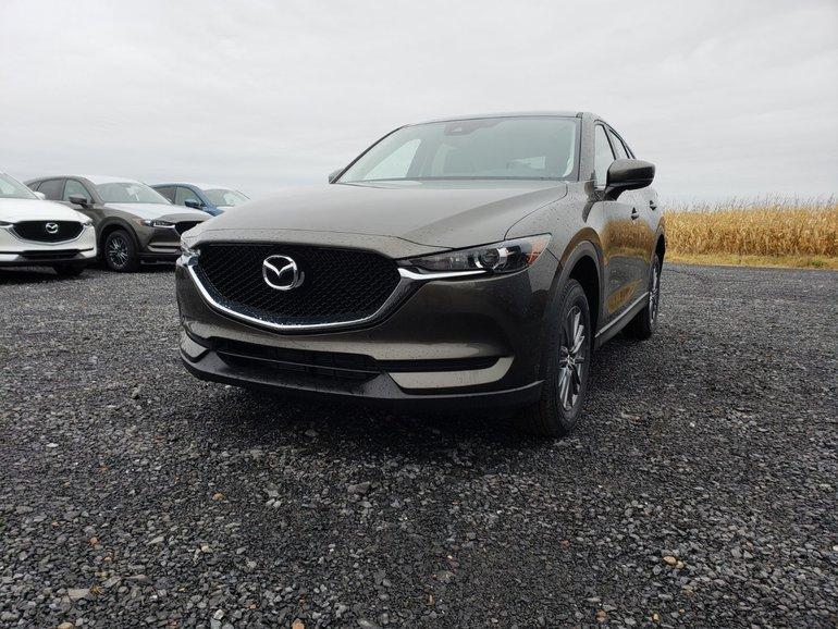 Mazda CX-5 GS//SIÈGE CHAUFFANT//ESSUIE-GLACE CHAUFFANT/ 2018