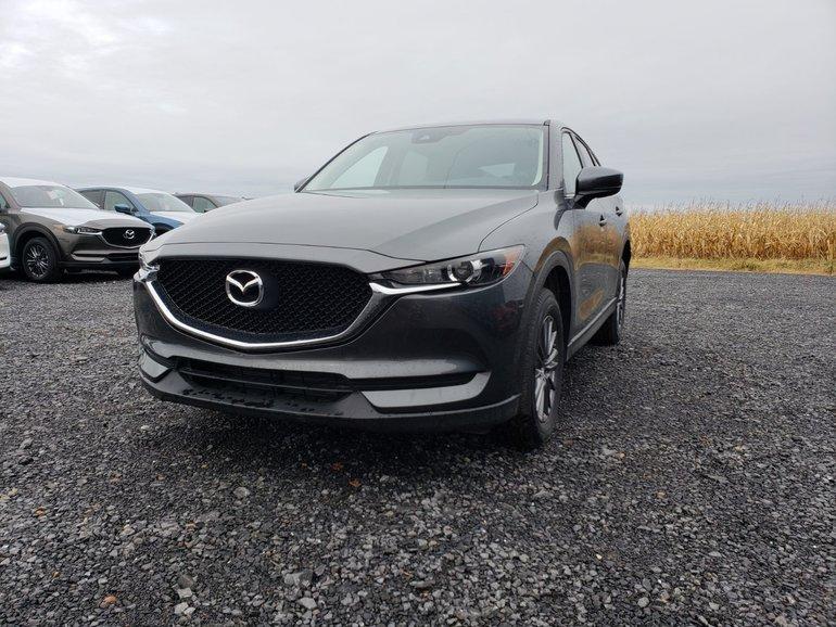 Mazda CX-5 GS//SIEGE CHAUFFANT//VOLANT CHAUFFANT 2018
