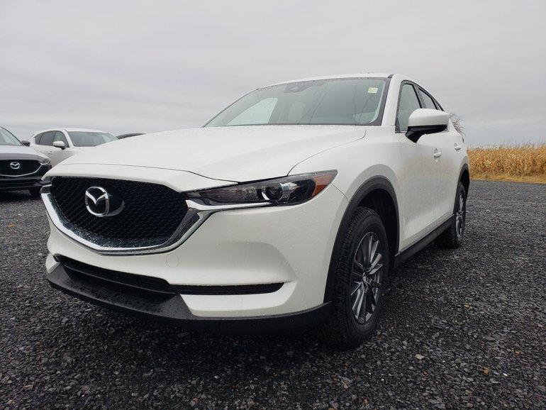 Mazda CX-5 GS//TOIT-OUVRANT//ENTRÉ SANS CLEF 2018