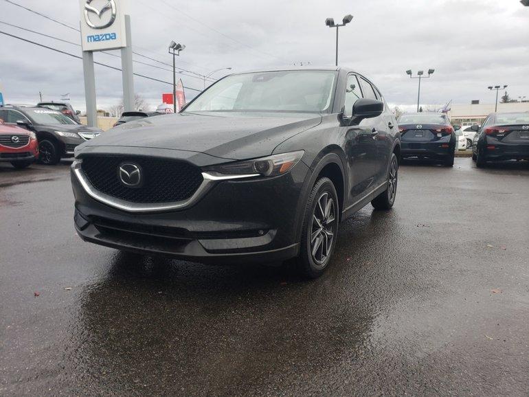 Mazda CX-5 GT//CUIR//BOSE//NAV//TECH 2018