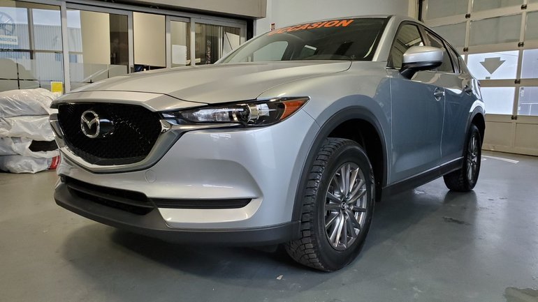 Mazda CX-5 GS, SIEGES CHAUFFANTS, BLUETOOTH, MAGS, CAMERA 2018