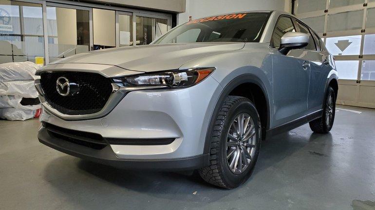 2018 Mazda CX-5 GS, SIEGES CHAUFFANTS, BLUETOOTH, MAGS, CAMERA
