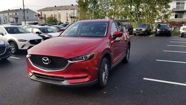 2019 Mazda CX-5 GS||SIÈGE CHAUFFANT||VOLANT CHAUFFANT