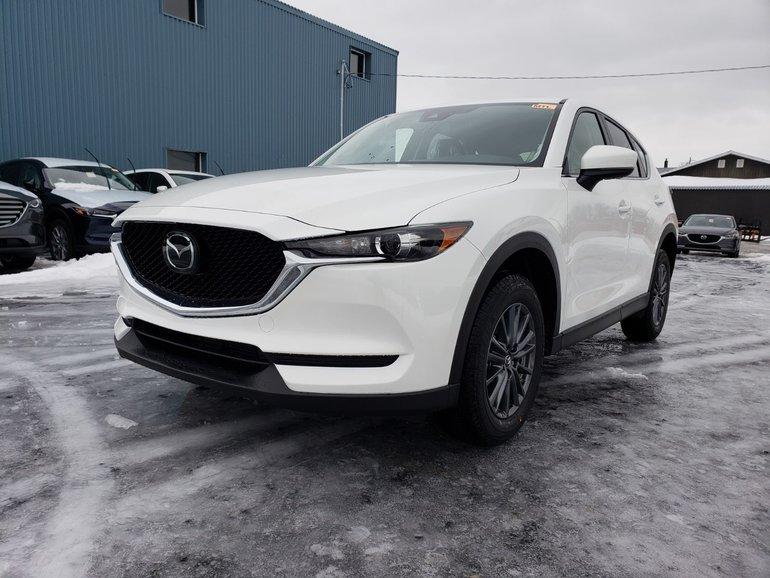 2019 Mazda CX-5 GS//Garnissage en similicuir//TOIT OUVRANT