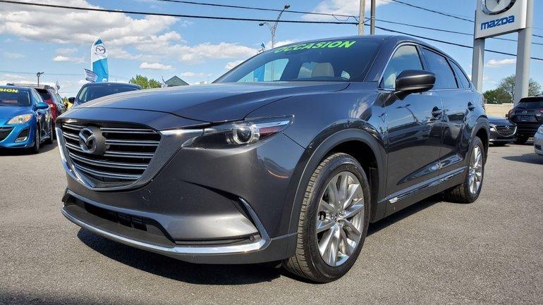 Mazda CX-9 GT, AWD, CUIR, TOIT, A/C BIZONE, NAVI, MAGS 2017