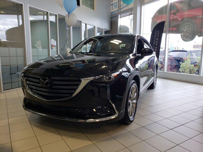 Mazda CX-9 GT//CUIR//TECH//NAV//DÉTECTION D'ANGLE MORT 2019