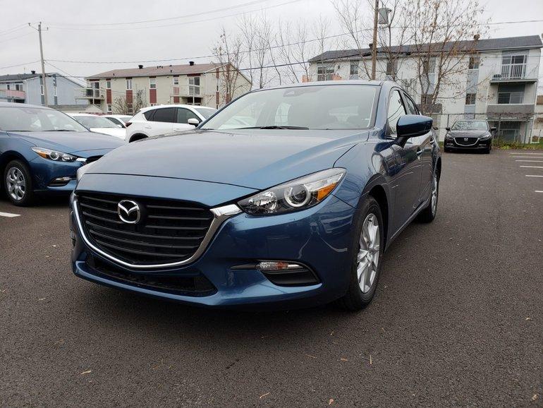 Mazda Mazda3 Sport AUTOMATIQUE//DÉTECTION D'ANGLE MORT 2018