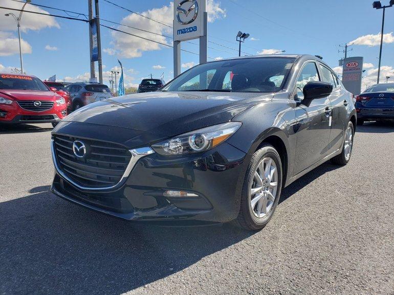 Mazda Mazda3 Sport AUTOMATIQUE//CAMÉRA DE RECUL 2018