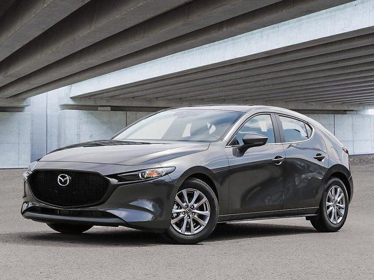 2019  Mazda3 Sport GX