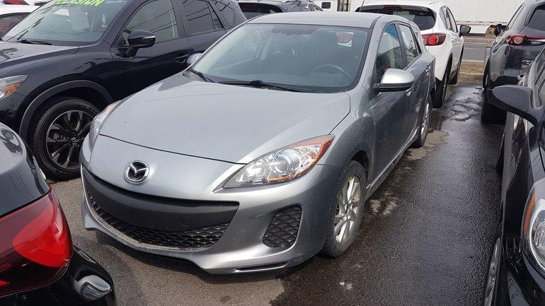 Mazda3 ***RÉSERVÉ***GS-SKY, SIEGES CHAUFFANTS 2013