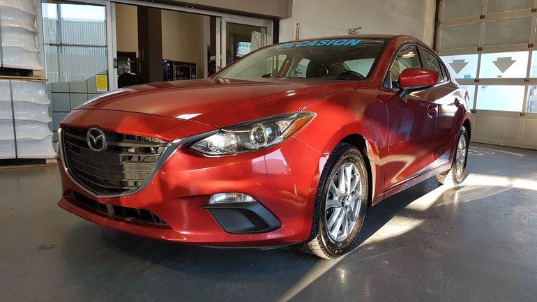 Mazda3 PROMOTION MAZDA 3 2011 À 2016 À PARTIR DE 5945$ 2015