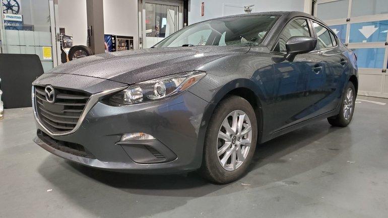 Mazda Mazda3 GS, SIEGES CHAUFFANTS, BLUETOOTH, CAMERA, MAGS,A/C 2015