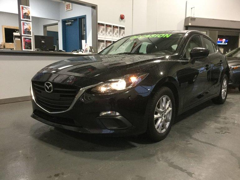 Mazda Mazda3 **RÉSERVÉ**, GS, BLUETOOTH, MAGS, 2016