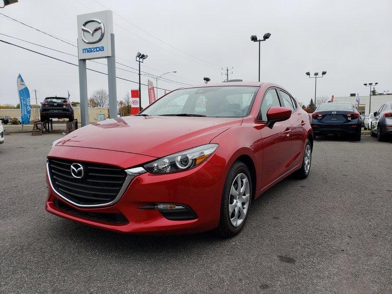 2018 Mazda Mazda3 GX ÉCRAN TACTILE **