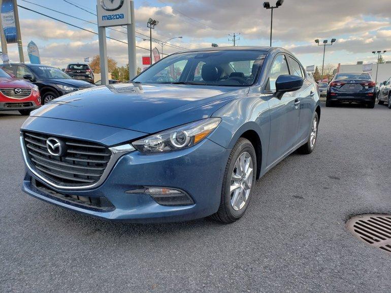 Mazda3 NEUF SIÈGE ET VOLANT CHAUFFANT 2018