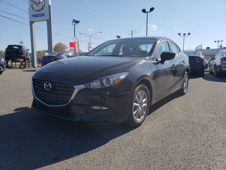 Mazda Mazda3 CAMÉRA DE RECUL|SIÈGE CHAUFFANT 2018