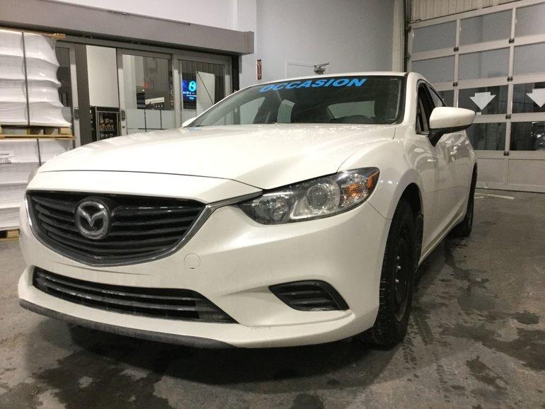 2014 Mazda Mazda6 **RÉSERVÉ**, GX, DÉMARREUR, SIEGES CHAUFFANTS