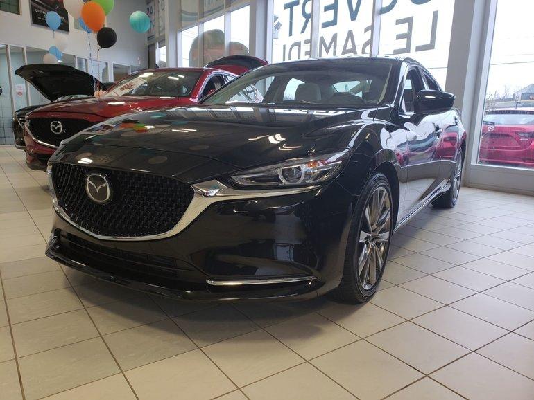 Mazda Mazda6 SPÉCIAL DÉMO /GT/CUIR/BOSE/TECHNOLOGIE 2018