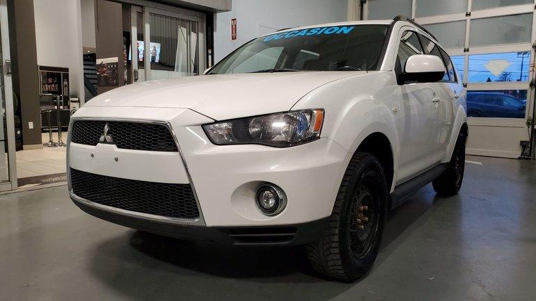 Mitsubishi Outlander ES, AWD, DEMARREUR, SIEGES CHAUFFANTS, BLUETOOTH 2012