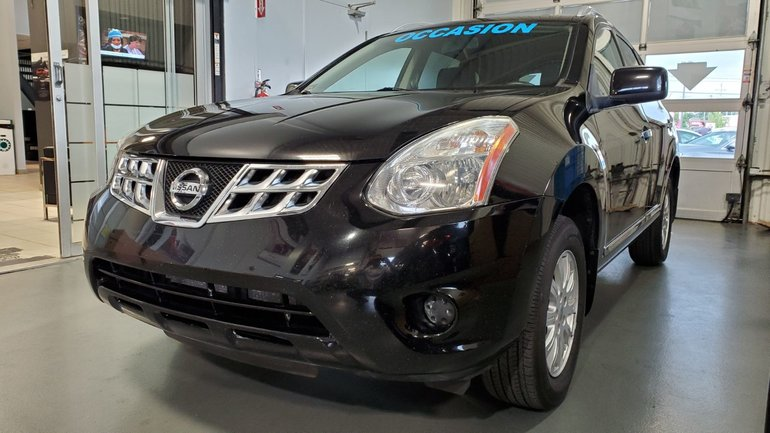 Nissan Rogue SV, AWD, SIEGES CHAUFFANTS, A/C AUTO, BLUETOOTH 2013