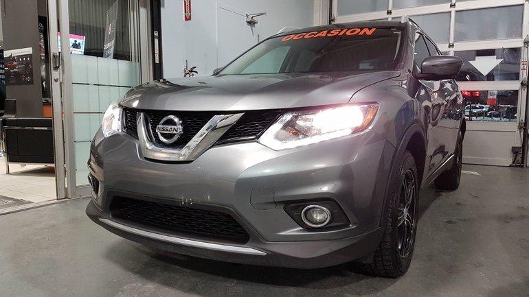 Nissan Rogue **RÉSERVÉ**, SV, AWD, 7 PASSAGERS, TOIT PANO, NAV 2016