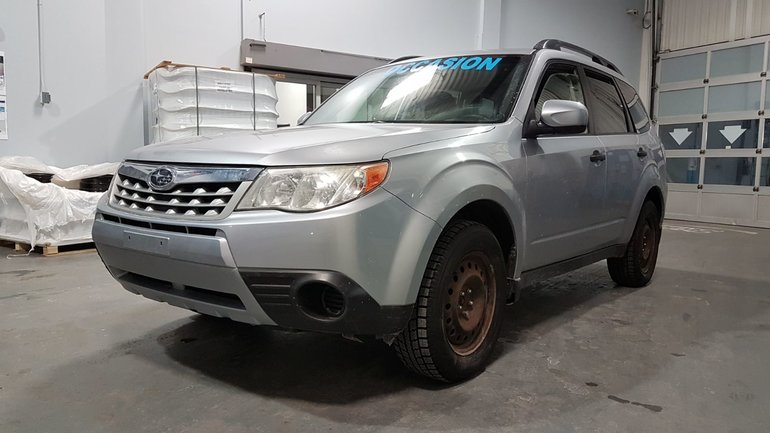 Subaru Forester **RÉSERVÉ**AWD, DEMARREUR, SIEGES CHAUFFANTS, MAGS 2012