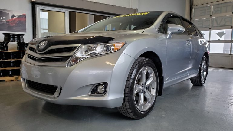 2015 Toyota Venza AWD, TOIT PANO, SIEGES CHAUFFANTS,CAMERA,BLUETOOTH