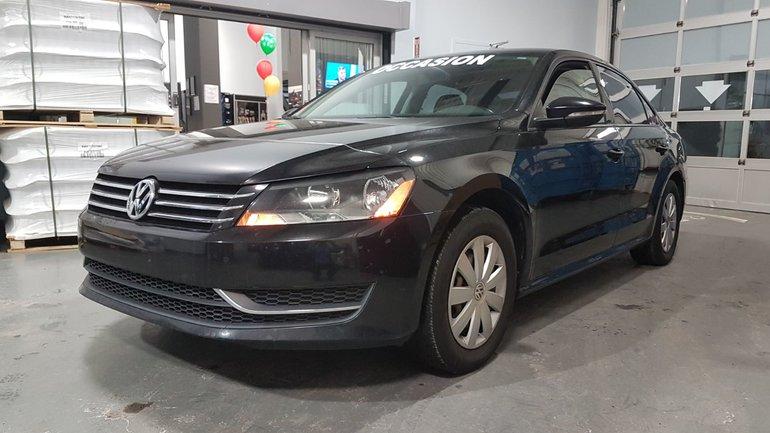 2012 Volkswagen Passat BLUETOOTH, A/C, GROUPE ELECTRIQUE