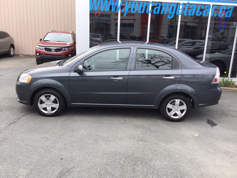Used 2010 Chevrolet Aveo Ls At 69800 In Halifax At City Mazda