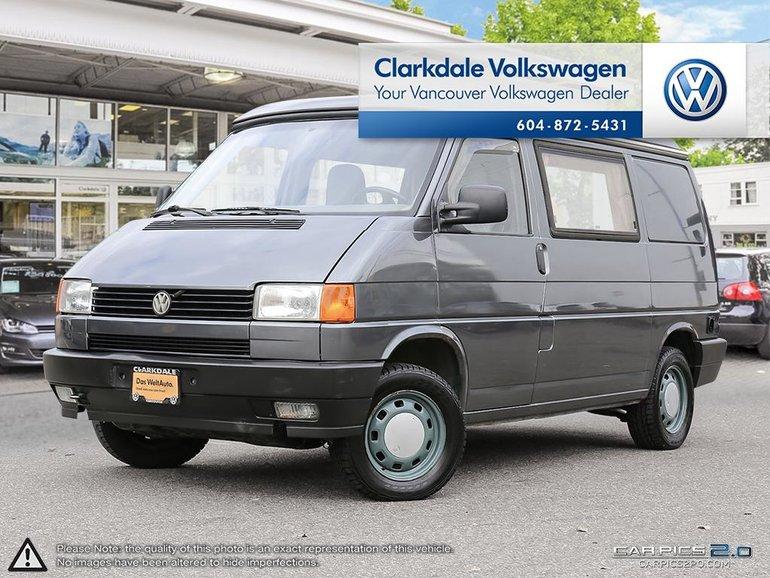 1995 Volkswagen WESTFALIA