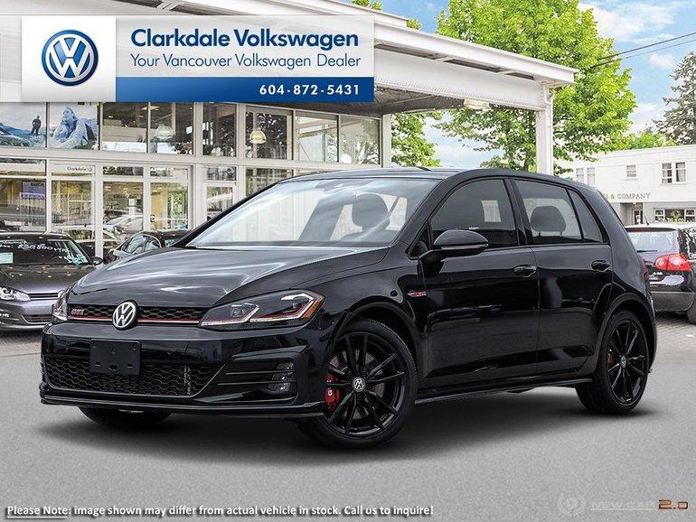 2019 Volkswagen Golf GTI Rabbit 5-Dr 2.0T 6sp