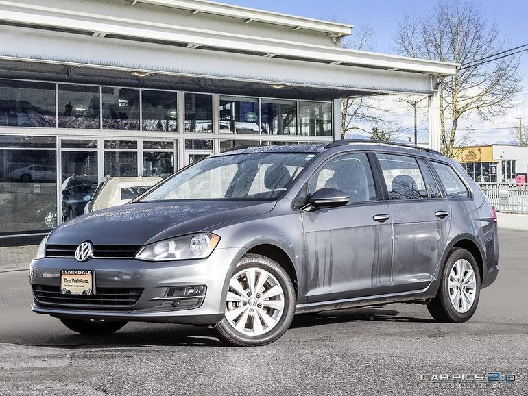 2015 Volkswagen Golf Sportwagon Comfortline